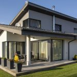 Rodinný dům v Šali s plastovými okny Slovaktual PASIV