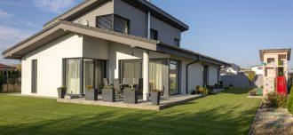 Rodinný dom v Šali s plastovými oknami Slovaktual PASIV