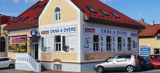 Nová predajňa v Humennom