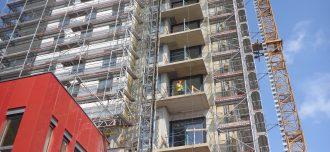 Slovaktual montuje okná na CityPark