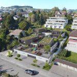 Rodinný dům ve Švýcarsku.