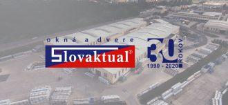 Takto vyzerá Slovaktual 30 rokov od založenia