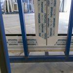 Posuvné dvere HST - interiérová strana