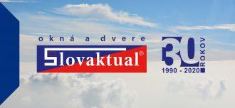 Slovaktual žije oknami. Už 30 rokov.