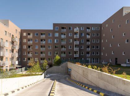 Bytový komplex Devínka pod lesom - 1